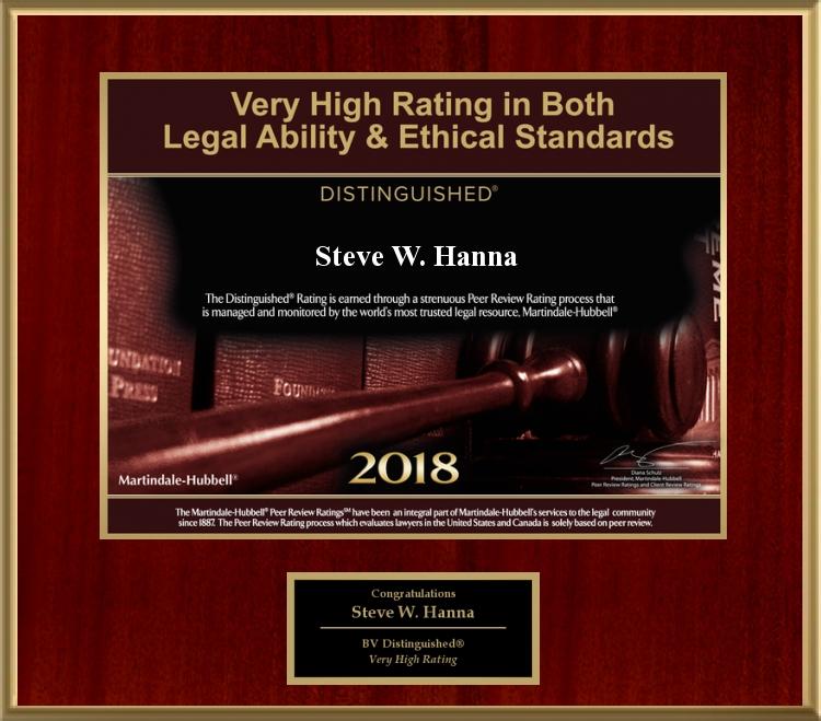 Steve Hanna Expungement Attorney